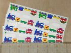 Mrs Grossmans Stickers Small Trains 3 Strips