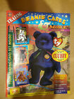 Unused Vintage Ty Beanie Babies Trading Cards PREMIERE EDITION Magazine NEW