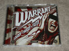 Warrant - Louder Harder Faster (CD, Frontiers Records)