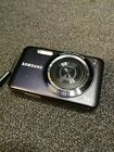 SAMSUNG ES75 CAMERA RED ZOOM LENS 5X WITH BATTERY