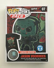 JASON VOORHEES FRIDAY 13TH FUNKO POP & PINT PACK #7 SIZE LARGE SHIRT EXCLUSIVE