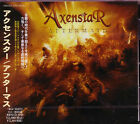 AXENSTAR Aftermath + 1 JAPAN CD Ecliptica Skyfire Sweden Melodic Power Metal !