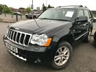 LARGER PHOTOS: 2010 JEEP GRAND CHEROKEE 3.0 CRD OVERLAND, LEATHER,  SAT NAV CRUISE, CLIMATE