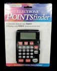 Weight Watchers Handheld Electronic Points Finder Calculator  Track Food NEW