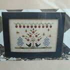 Theron Traditions NATIVE NEW ENGLAND BERRIES Counted Cross Stitch KIT