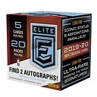 2019-20 Panini Elite NBA Basketball Hobby Box Online Exclusive SOLD OUT zion Ja