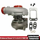 Turbo Turbocharger Compressor For T04E T3 T4 63 A R 57 Trim 400+HP Boost Stage