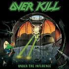 OVERKILL-UNDER THE INFLUENCE (DLX) (COLL) (RMST) (UK) (UK IMPORT) CD NEW