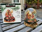 Kirkland Signature Musical Silent Night Snow Globe Christmas Nativity Rotating