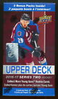 2016 UPPER DECK SERIES 2 HOCKEY SEALED BLASTER BOX young guns RC UD canvas 16 17