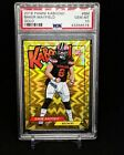 2018 Panini KaBooM! BAKER MAYFIELD RC PSA 10! Cleveland Browns Rookie GOLD 10