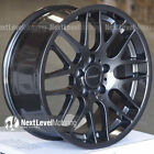 CIRCUIT CP33 18x8 5 1143 +35 GLOSS GUN METAL WHEELS FITS MAZDA 3 6 MAZDASPEED