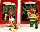 2 Hallmark Keepsake, All Gods Children, Little Drummer  - African American Black