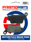 Rear Brake Pads for BMW F 650 ST Strada 18