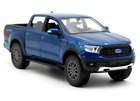 MAISTO 127 2019 FORD Ranger Blue DIECAST MODEL CAR NEW IN BOX