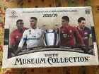 2018-19 Topps Museum Collection UEFA Champions League Soccer Hobby Box