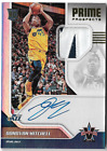Donovan Mitchell 2017-18 Vanguard Prime Prospects Rookie ON CARD Auto Patch # 99