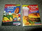 Weight Watchers Winning Points 2001 Complete Food  Dining Out Companion WW Book