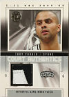 Tony Parker Cards, Rookie Cards and Autographed Memorabilia Guide 23