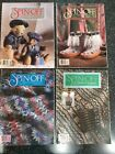 Spin Off Magazine 1995 four issues Spring Summer Fall Winter