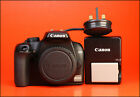 Canon EOS 1000D DSLR Camera Body + Generic Battery & Canon Charger Fully Working