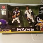 Card Companies Use Different Methods to Produce First Brett Favre Vikings Cards 2