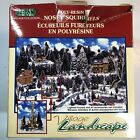 Lemax Nosey Squirrels 2000 Village Landscape Collection 034468 RETIRED HG45