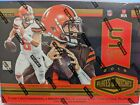 Panini 2018 Plates and Patches Football Hobby Box Sealed