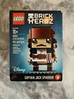 Lego Brickheadz 41593, Captain Jack Sparrow, New In Box