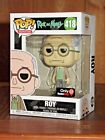 FUNKO POP ANIMATION RICK & MORTY ROY GAMESTOP EXCLUSIVE * VAULTED GRAIL