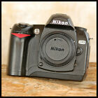 NEAR MINT UNDER 1K SHOTS Nikon D70 Digital SLR Camera battery charger