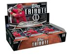 2020 Topps Tribute Hobby Baseball Factory Sealed Unopened Box 6 Packs 6 Hits