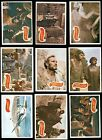 1969 Topps Planet of the Apes Complete Set - Premier 7 - NM
