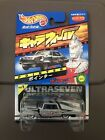 Hot Wheels Bandai Charawheels Ultraseven Pointer CW1 Great Condition