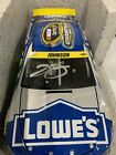 Jimmie Johnson 2016 Lowes 7 Time Champion AUTOGRAPHED