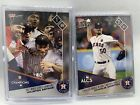 TOPPS Now Houston Astros 2017 World Series Collector Team Set 20 Cards W ALCS