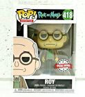 ROY 418 Special Edition Funko POP Rick and Morty VERY COLLECTABLE RARE 2999