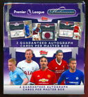 2018 TOPPS PREMIER LEAGUE PLATINUM SOCCER SEALED HOBBY BOX auto