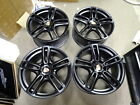 PORSCHE PANAMERA TURBO OEM FACTORY 19 WHEELS RIMS SATIN BLACK 5X130