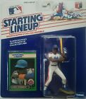 1989 STARTING LINEUP - DARRYL STRAWBERRY+ Collector Card