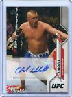 2020 Topps UFC Striking Signatures MMA Cards 35