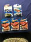 HOT WHEELS FERRARI LOT OF 5 Enzo F430 F333 512M 308 GTS