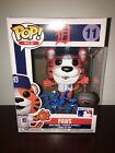 Detroit Tigers PAWS Signed Mascot MLB Funko Pop
