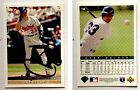 Larry Walker Signed 1993 Upper Deck #144 Card Montreal Expos Auto Autograph