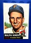 Top 10 Ralph Kiner Baseball Cards 27