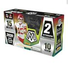 2020 Mosaic Football UNOPENED Hobby Box PACK Rookies! *Burrow* *Tua* *Auto*