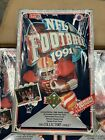 1991 Upper Deck Football Factory Sealed Box Brett Farve Rookie From Sealed Case