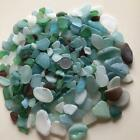 Genuine Sea Glass Various Colors Sizes Over 700g From Japan