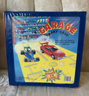72 Car Garage Storage Carry Case for Hot Wheels Matchbox Etc by Tara Toy Corp