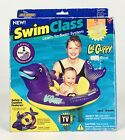 Vintage Baby Inflatable Swimming Pool Toy Kids Lil Guppy Boat Water Float Raft